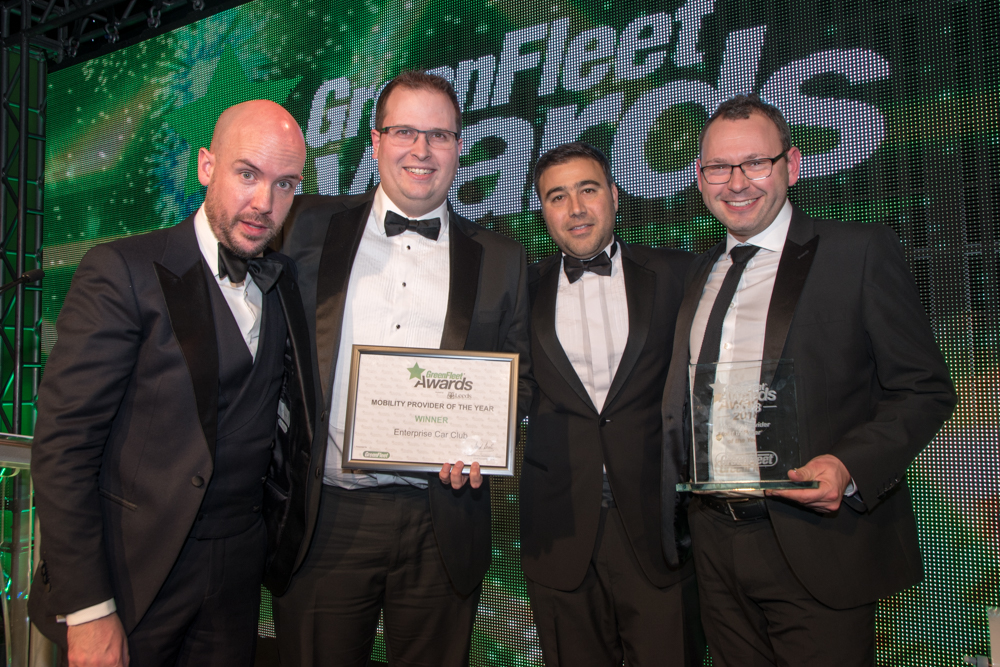 GreenFleet Mobility Company of the Year 2018: Enterprise Rent a Car