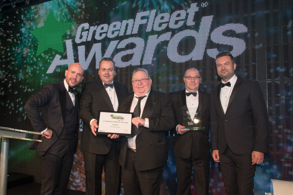 2018 LCV Manufacturer of the Year: LDV