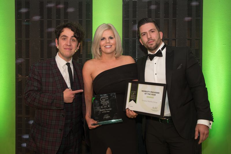 GreenFleet Mobility Company of the Year 2019: Europcar Mobility Group