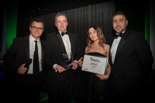 GreenFleet Awards 2016 - Car Club of the Year - Co-Wheels