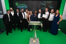 GreenFleet Awards 2016 - Rental Company of the Year: Green Motion