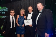 GreenFleet Awards 2016 - e-Connect Cars