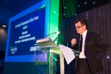 GreenFleet Awards 2016 - Dominic Holland