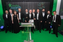 GreenFleet Awards 2016 - Leasing Company of the Year - Alphabet