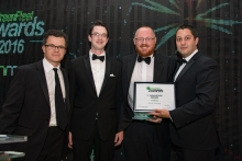 GreenFleet Awards 2016 - IT Innovation Award - Route Monkey