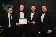 GreenFleet Awards 2016 - LGV Manufacturer of the Year Award - IVECO