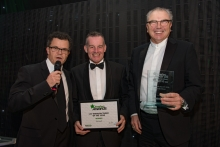 GreenFleet Awards 2016 - LCV Manufacturer of the Year - Renault