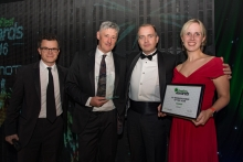 GreenFleet Awards 2016 - EV Manufacturer of the Year: Nissan