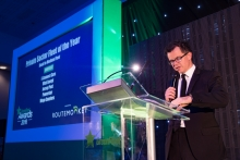 GreenFleet Awards 2016 - Private Sector Fleet of the Year (small to medium)
