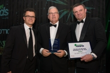 GreenFleet Awards 2016 - Private Sector Fleet Manager of the Year: Alan Baker, Galliford Try