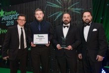 GreenFleet Award for Industry Innovation 2016 - Perpetual V2G
