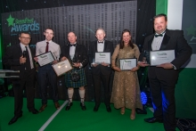 GreenFleet Awards 2016: EV Champions
