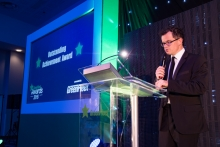 GreenFleet Awards 2016: Outstanding Achievement Award