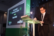 GreenFleet Awards 2016: Outstanding Achievement Award - Royal Mail