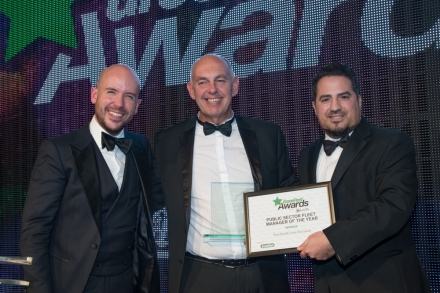 GreenFleet Awards 2018 Public Sector Fleet Manager of the Year: Terry Pycroft, Leeds City Council